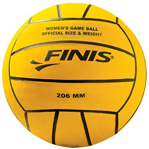 FINIS Women's Water Polo Ball (Size 4)
