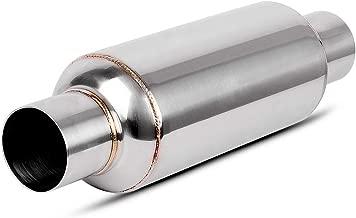 2.25 Inch Exhaust Resonator Muffler, 2-1/4