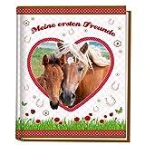 Pferde Kindergartenfreundebuch: Meine ersten Freunde - Panini