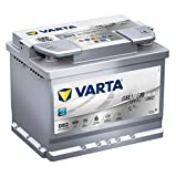 Varta 560 901 068 - Batteria per auto con sistema start-stop Plus, D52, 12 V, 60 Ah, 680 A