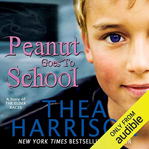Peanut Goes to School cover art