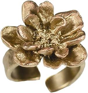 Michael Michaud 沙漠玫瑰可调节戒指 8402