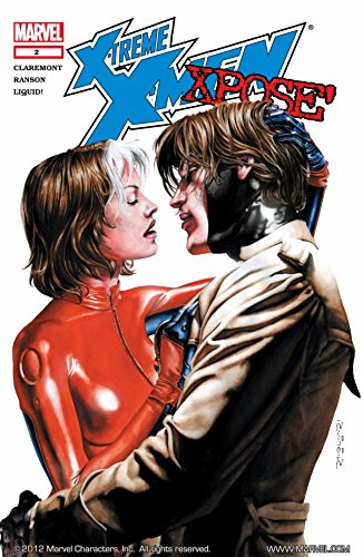 X-Treme X-Men: X-Pose #2 (of 2) (English Edition)