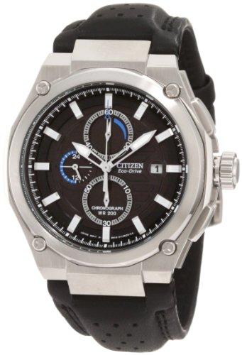 Citizen Men's CA0310-05E Sport Eco-Drive Chronograph Watch