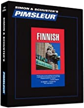 By Pimsleur - Finnish, Comprehensive: Learn to Speak and Understand Finnish wit (30 Lessons + Reading) (2012-08-29) [Audio CD]