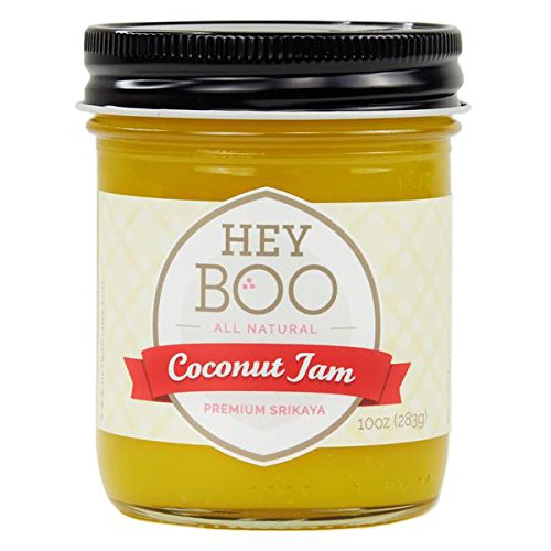Premium Coconut Jam - Delicious - No Corn Syrup - Dairy Free - Made in USA,...