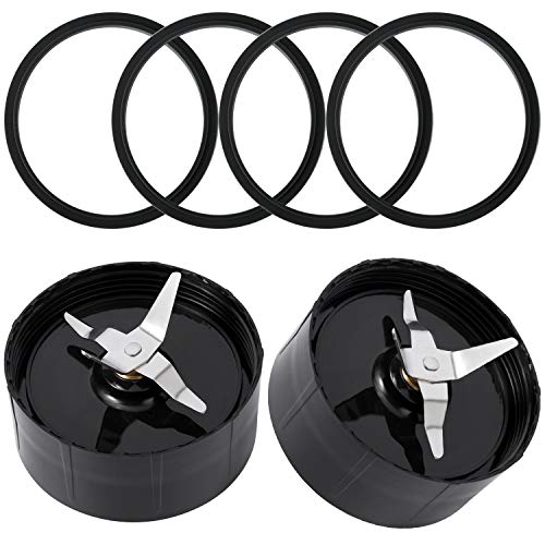 2 Cross Blades with 2 Rubber Gaskets QT...