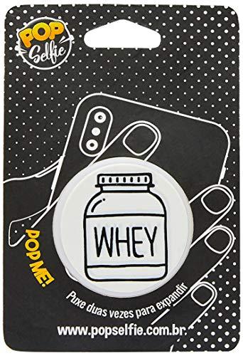 Apoio para celular - Pop Selfie - Original Whey Ps161, Pop Selfie, 151336, Branco