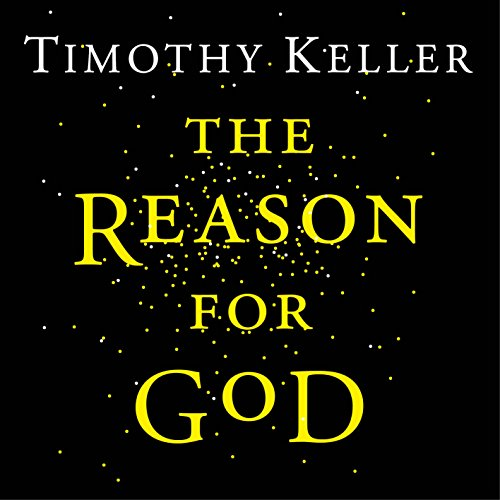 The Reason for God audiobook cover art
