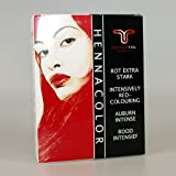 Tol cosmetic Henna Color Pulver rot extra stark - 85 g