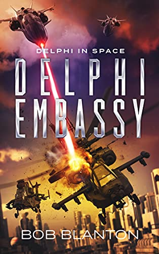 Delphi Embassy (Delphi in Space Book 11) (English Edition)