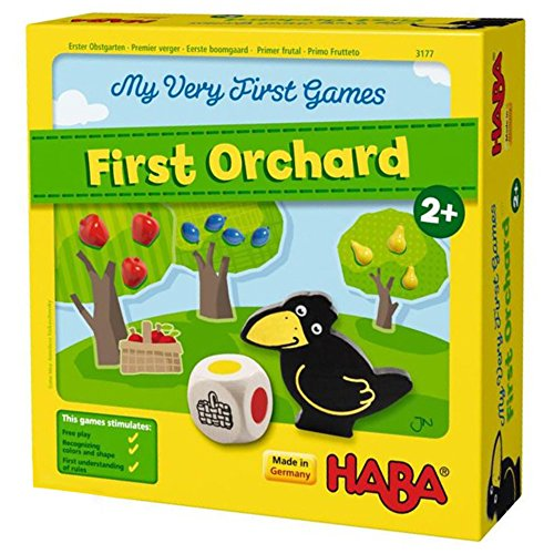 HABA My Very First Games - First Orchard Cooperative Game Celebrating 30 Years...