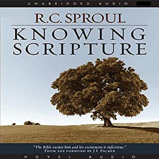 Knowing Scripture audiobook cover art