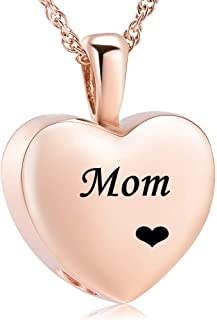 cremation jewelry for mom