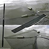 42' Inch Carp Fishing Dual 2 Net Floats Landing Net + 2m Handle + NGT Stink Bag