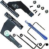 OLVINS Cable de Disco Duro 821-1501-A 821-1500-A Kit de actualización SSD para Mac Mini A1347 2012 Año