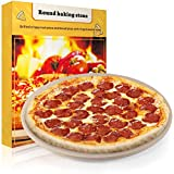 Best Pizza Stones - Pizza Stone for Best Crispy Crust Pizza, 15''x Review