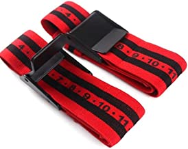 Elastische trainingsbanden Bfr knijpvrije gesp Occlusie armbandjes voor bloedstroom beperking
