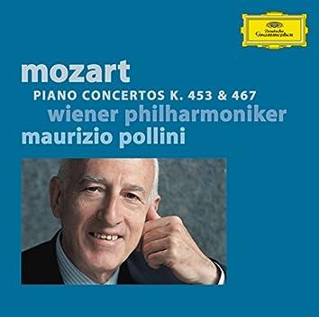 Mozart: Piano Concertos K. 453 &  467