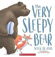 The Very Sleepy Bear 144317050X Book Cover