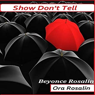 Show Don't Tell audiobook cover art