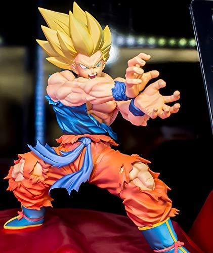 Banpresto. Dragon Ball Legends Figure Son Goku SSJ Kamehameha Figure Ahora Disponible!