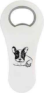 Azeeda 'French Bulldog' Bottle Opener Fridge Magnet (BO00026009)
