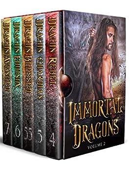 Immortal Dragons  Books 4-6 + Epilogue
