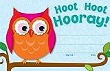 Carson Dellosa Hoot Hoot Hooray! Certificates (101072)