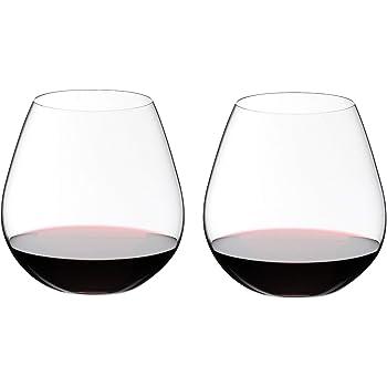[正規品] RIEDEL リーデル 赤ワイン グラス ペアセット リーデル・オー ピノ・ノワール/ネッビオーロ 690ml 0414/07