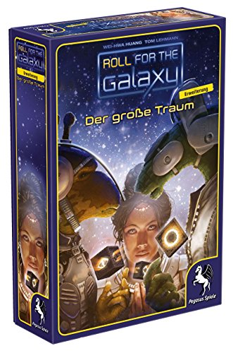 comprar juego de mesa Roll for the Galaxy on-line