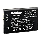 Kastar High Capacity Replacement Battery NP-60 for URC Universal Remote Control Models: MX-890 11N09T MX-810 MX-880 MX-950 MX-980 Remote