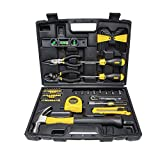 STANLEY 94-248 65 Piece Homeowner's DIY Tool Kit