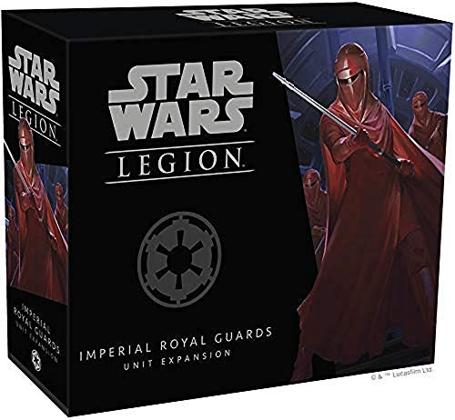 Fantasy Flight Games FFGSWL23 Star Wars Legion: Imperial Royal Guard Unit Expansion, gemischte Farben