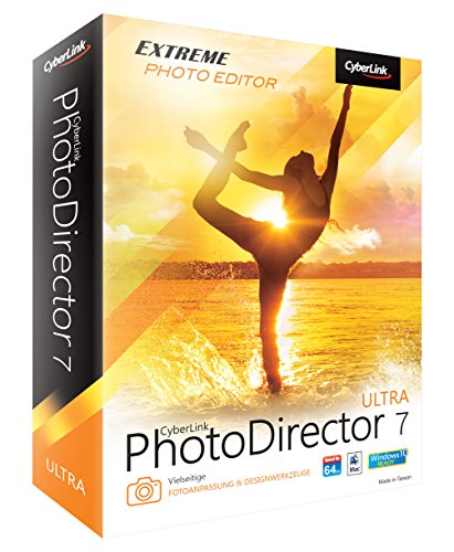 CyberLink PhotoDirector 7 Ultra