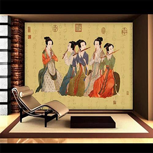 Muurschildering Custom 3D grote muurschildering behang Hd oude tekens foto muur TV sofa achtergrond muur woonkamer slaapkamer huis decoratie 160cm(H)×250cm(W)
