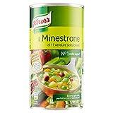 Knorr Minestrone di 11 Verdure Selezionate, 500g
