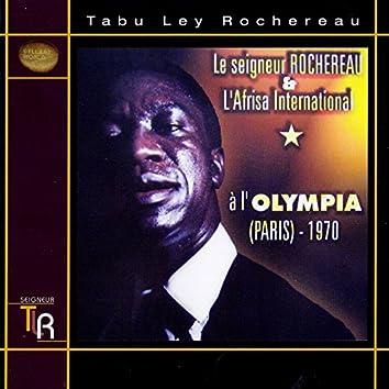 A l'Olympia (Paris, 1970) [Live]