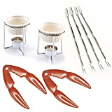 Norpro Crab and Lobster Serving Set...