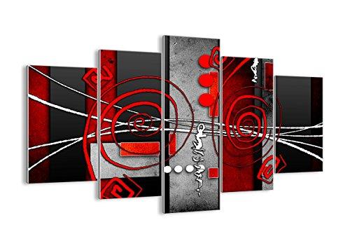 ARTTOR Cuadro sobre Vidrio - Cuadro Cristal - Cuadros Decoracion Salon Modernos. Decoración Hogar - Muchos Tamaños y Varios Temas Gráficos. Pequeño y Grande - GEA150x100-0599