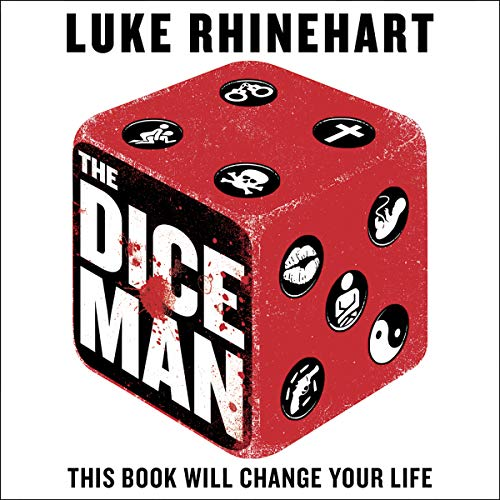 The Dice Man audiobook cover art
