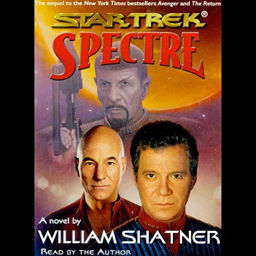 Star Trek: Spectre (Adapted) cover art