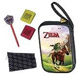 Nintendo New 3DS - Zubehör-Set Essential Pack Zelda (verschiedene Motive)