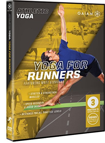 Gaiam Athletic Yoga: Yoga for Runners