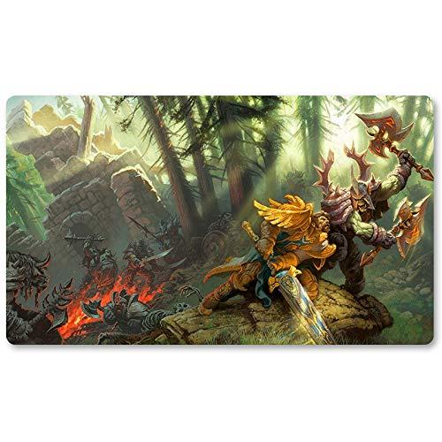 Warcraft41 – Juego mesa Warcraft tapete mesa Wow