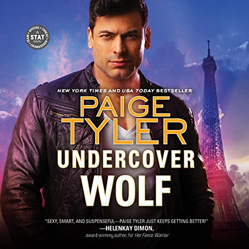 Undercover Wolf Audiobook By Paige Tyler cover art
