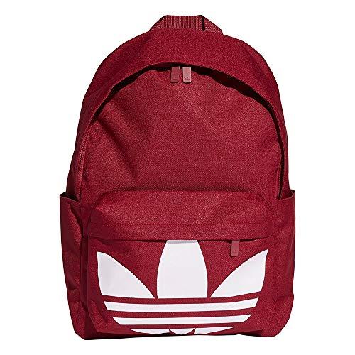 adidas AC Classic BP Sports Backpack, Unisex Adulto, Collegiate Burgundy/White, NS