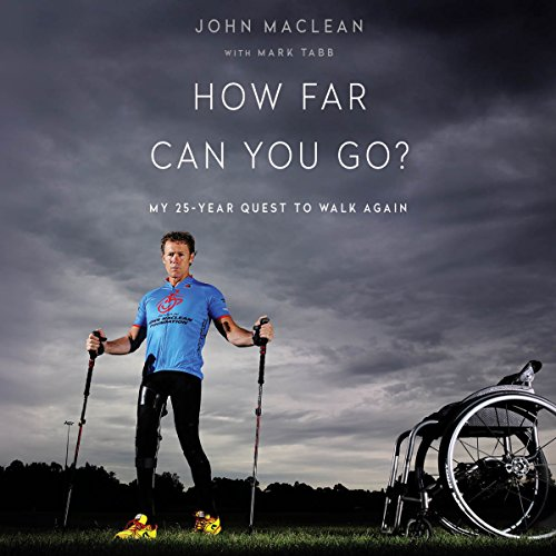 How Far Can You Go? audiobook cover art