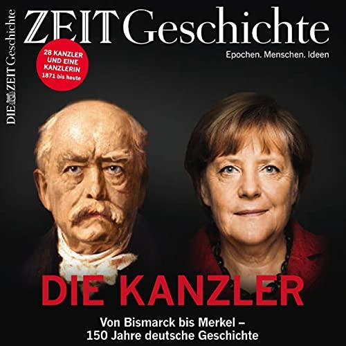 Die Kanzler (ZEIT Geschichte) Titelbild