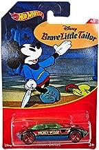 Hot Wheels Avant Garde Brave Little Tailor 4/8 Series Mickey Mouse 2018